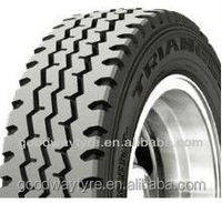 truck tires, China tires, 12.00R20,Triangle brand