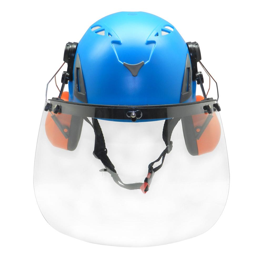 Aurora Best Seller EN 397 Industrial Safety Helmet For Construction 5