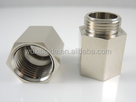 CNC internal thread contract machining customized parts