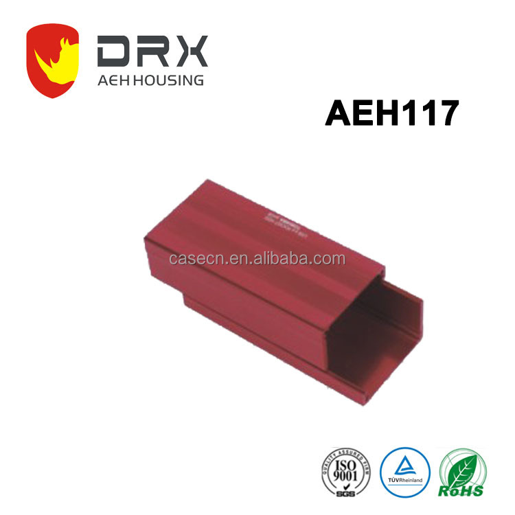 Top Quality Press Technology Extruded Aluminum Extrusion Profiles