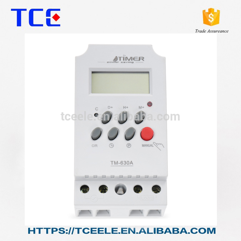Digital Time Switch KG316T refrigerator timer Microcomputer Timer Switch Programmable Timer Controller AC 220V