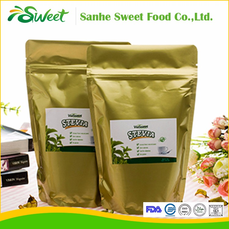 International price Stevia table top sugar for China bulk pure stevia extract Stevia blends