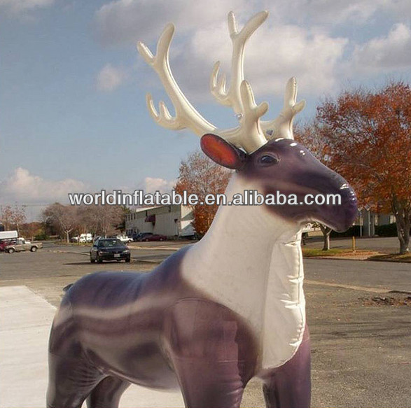 hot sale inflatable elk for Chritmas