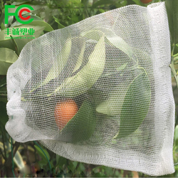 HDPE new product plastic cultivate net bag/fruit protection insect net bag / barrier Hunting Blind Garden Netting