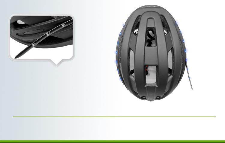 High Quality LED bike helmet 11