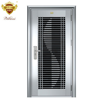 Safety Door Grill Design Stainless Steel Main Door Jh319 Buy Safety Doorstainless Steel Doormain Door Product On Alibabacom