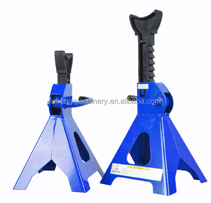 2T 3T 6T 12T Adjustable Car Support Jack Stand