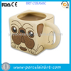 Dog ceramic mug new style promotional gift