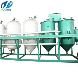 Good price Palm kernel oil refining machine