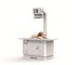 Vet digital x ray machine pets care product fixed pet care x ray equipment