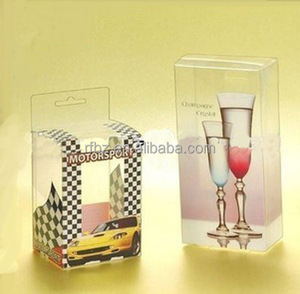 hot sale custom PVC/PP/PET Packaging Clear Plastic Box For Baby Products