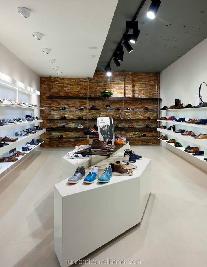 Shoes Store Interior Design Ideas,Accessory Display Shoes Shops ...