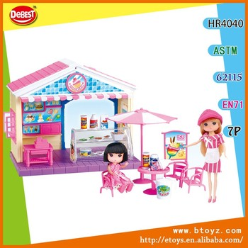 ice house toys Welcome to kids' toys channel  mega bloks barbie fashion boutique barbie doll house  kids' toys play doh ice cream tower.