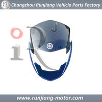 China factory motorcycle spare parts used for YAMAHA YBR-K HEADLIGHT COVER
