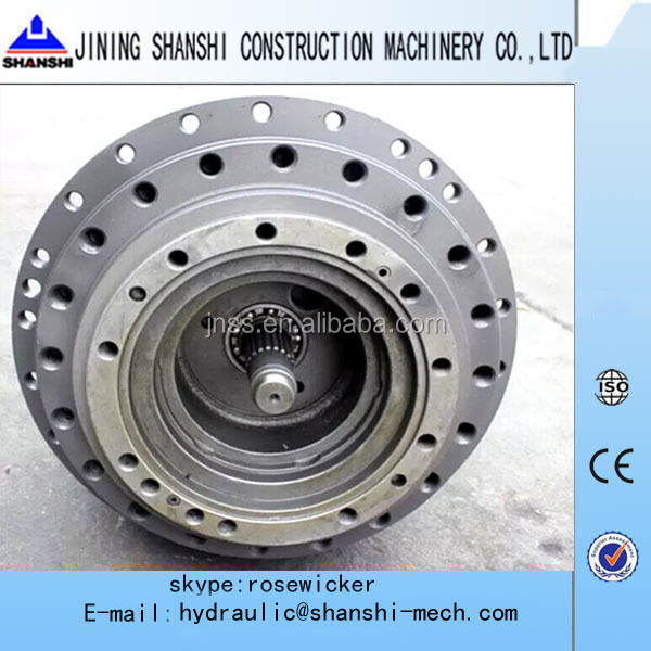 Kobelco excavator SK200-8 travel reduction gear SK200-5 SK 210-6 SK210-6E SK210-8 travel gearbox planetary gear