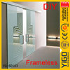 glass panel sliding doors / mirrored sliding closet doors