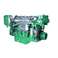YC6TD650L-C20 original Yuchai 500hp 600hp 650hp marine ship engine