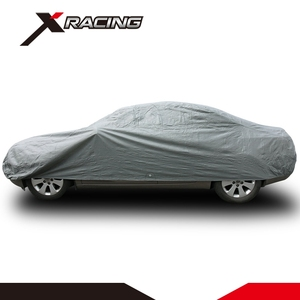 Xracing EACC-002L Sunshade waterproof dustproof rain and dust and sun protection car cover