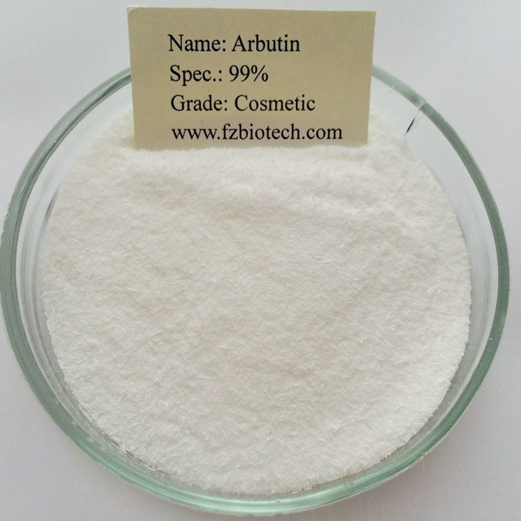 China Supplier Bulk Best Alpha Arbutin Powder, Low Price Best 98% Alpha Arbutin