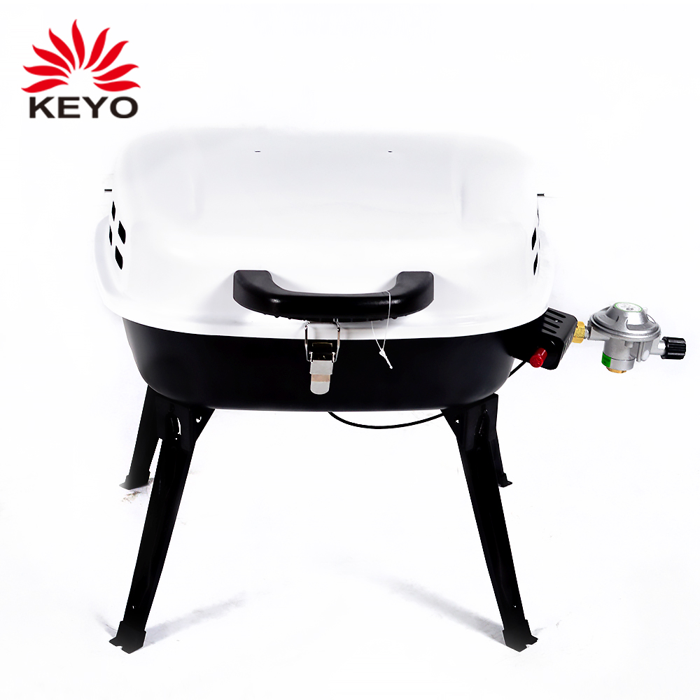 Table Top Small Patio Grills 1 Burner