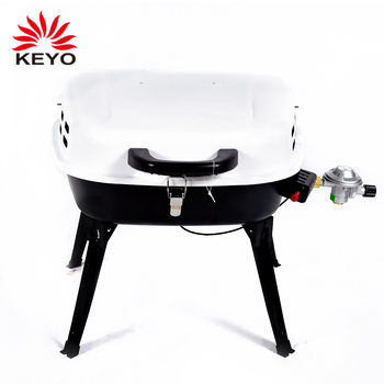 Table Top Small Patio Grills 1 Burner Gas New Portable Lp For Camping