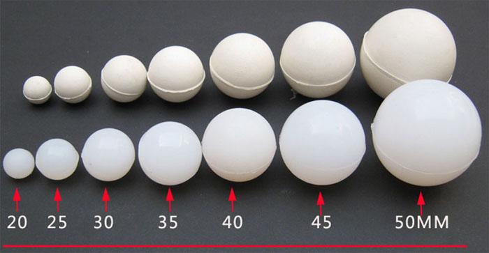Silicone/Rubber/PU Bouncing Balls for vibrating screen