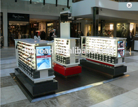 NYS Brand Sunglass Display Counter assemble Kiosk for Sale