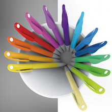 Promotional sublimation useful cute multifunctional 0.5mm ballpoint pen