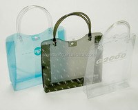 hot sale 100% biodegradable pvc transparent bag,pvc waterproof zip lock bag,clear pvc plastic bag with snap button