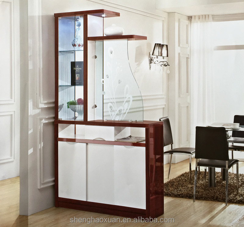 Hot Selling Glass Room Dividers With Fishbowl S971 Living Room Cabinet Divider Buy Living