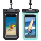 Wholesale OEM Pvc waterproof cell phone Pouch Waterproof Mobile Phone Bag for all phones