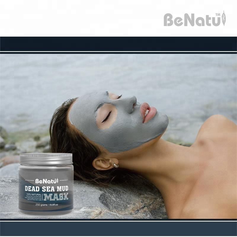 Amazon MSDS Dead Sea Mud Facial Mask Oil Controling Mask for Face