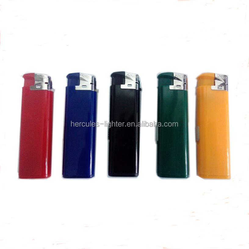 Manufacturers wholesale flash led projection windproof lighter HL-20901