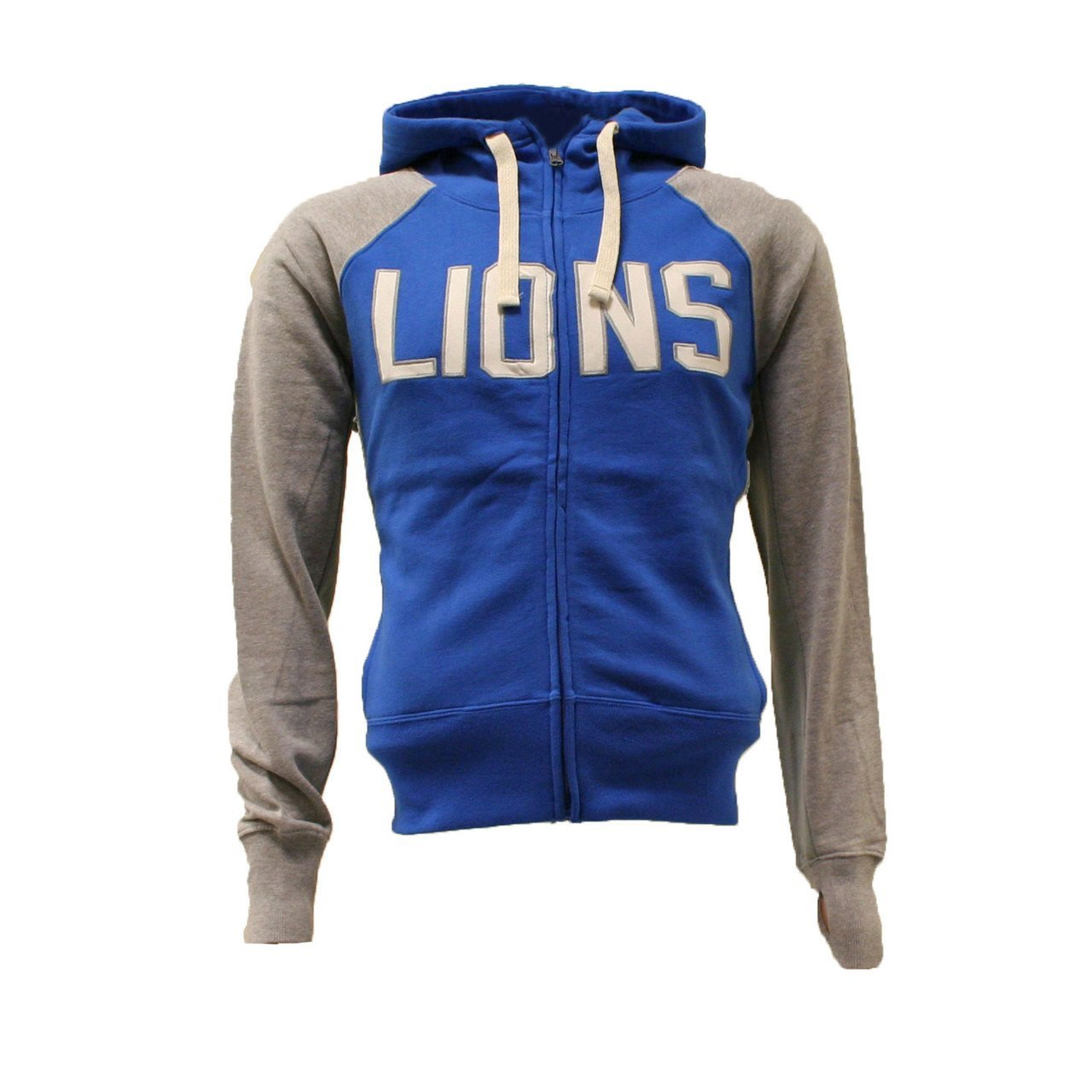 new products cbd4c 4e5f4 Buy NFL Detroit Lions Full Zip Womens Hoodie in Cheap Price ...