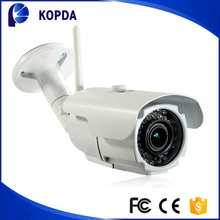 Compression mode H.264 white network bullet wifi ip camera