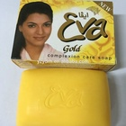 Hot sell Brand name toilet soap called EVA with good quality