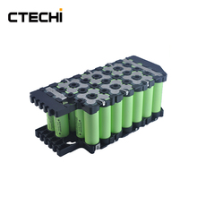 CTECHI customized high power 55.5V plastic shell electric scooter battery pack