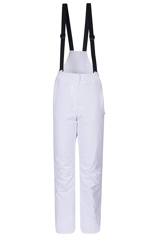 e8228af6adb Get Quotations · Mountain Warehouse Moon Womens Ski Pants - Warm Ladies  Trousers
