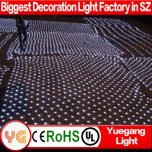 New Products Christmas Light Reflector Wedding Decorators Fish Net ...