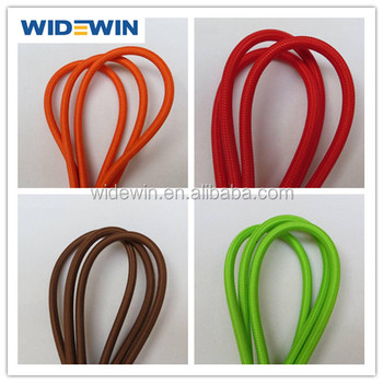 Flexible Insulated Fabric Cable Electrical Wires Thin Cable Wires ...
