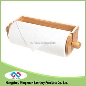 China New Design Popular Paper Towel , Hand Roll Paper Towel Kitchen