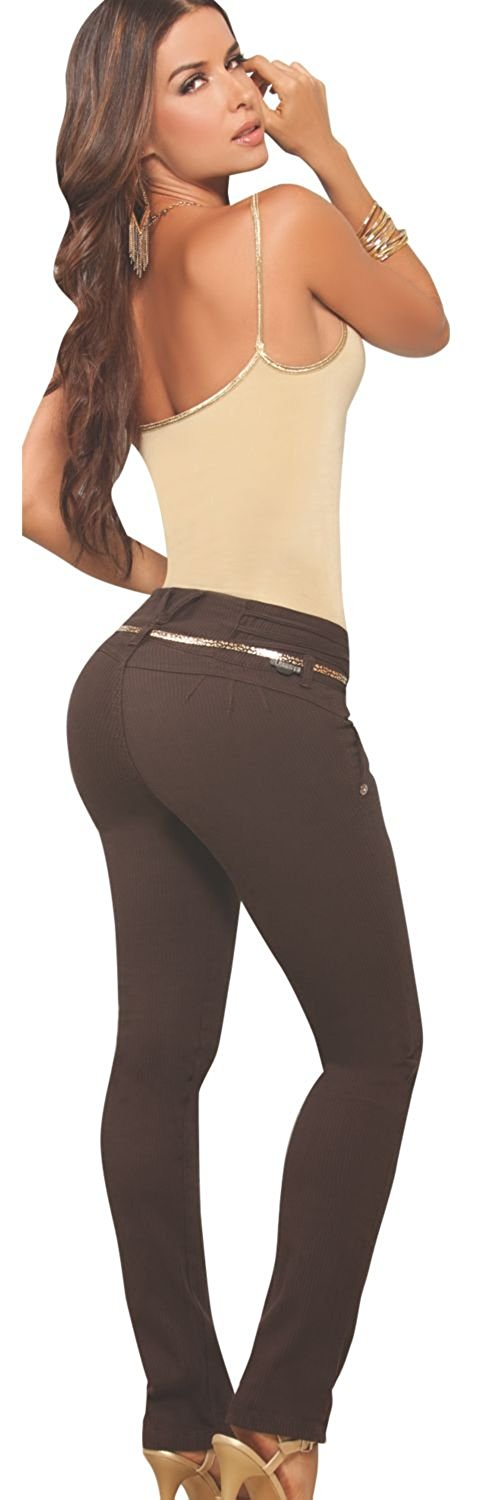 Buy Aranza Pantalones Colombianos Levanta Cola De Mujer Negro Skinny High Waisted Butt Lifting Jeans For Women Black In Cheap Price On Alibaba Com