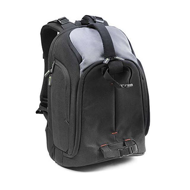 Osgoodway Hot Sale Large DSLR Camera Backpack Bag with 15.6 Inch Laptop Compartment