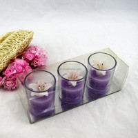 Religious Candles with burn time of Seven Days