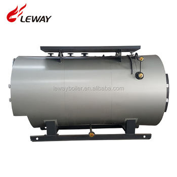 Energy Saving Gas Oil Steam Boiler With Unique Large Combustion ...