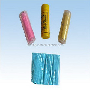 High Quality PVA Cleaning Car Care Standard Chamois With Tube