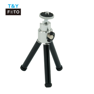 Tianya professional top sale video camera cell phone small mini tripod for wholesale