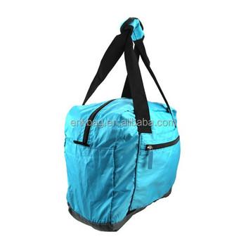 2bb399bcc1 Lightweight Travel Foldable Cabin Duffel Bag collapsible Duffel Bag ...