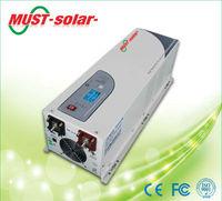 car inverter 4000w/24v Pure sine wave inverter 24v dc battery charger