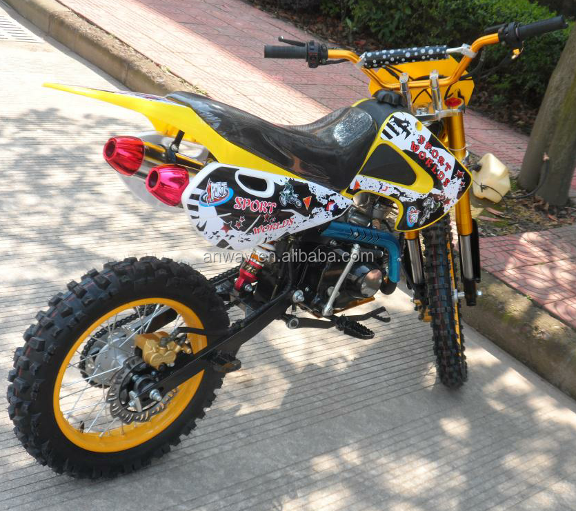 Very cheap dirt bikes used 50cc scooters 110cc pit bike for sale
